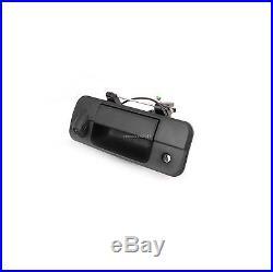 07 08 09 10-14 Toyota Tundra Tailgate Handle Rear View Reversing Backup Camera