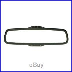 08-14 Ford Lincoln Mercury Rear View Mirror Back Up Camera Display Microphone OE