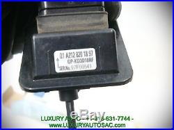 10-12 MERCEDES E CLASS OEM TRUNK LID DIGITAL REAR VIEW backup CAMERA GP-KD3D10RF