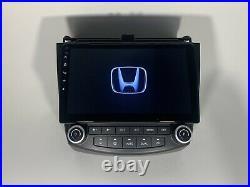 10.1'' Android 10 Honda Accord 2003-2007 Car Stereo Radio GPS Nav Reverse Cam