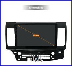 10.1'' Head Unit Car Stereo For Mitsubishi LANCER 2010-2016 GPS Navi Car Play