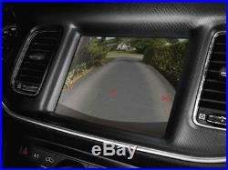 11-15 Dodge Journey New Integrated Rear View Backup Camera Kit Mopar Factory Oem