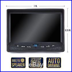 1 Backup Camera System with 7 LCD Screen by Rear View Safety