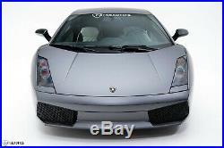 2007 Lamborghini Gallardo Nera