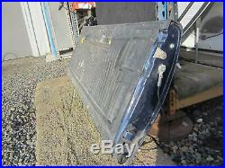 2008-2012 FORD F250SD Tail Gate withTailgate Step witho Rear View Camera OEM