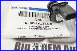 2010-2011 Ford F-150 Rear View Camera Back Up Camera Black new OEM BL3Z-19G490-B