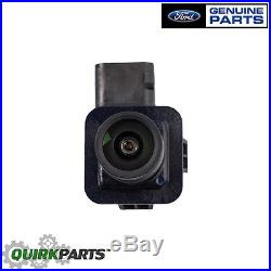 2011-2012 Ford Explorer Rear View Back Up Safety Camera Reverse Parking OEM NEW
