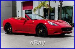 2011 Ferrari California