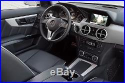2012-2015 Mercedes-Benz GLK-Class Rearview Camera Interface Add Rearview Camera