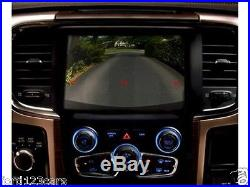 2013-2016 Dodge Ram 1500 RA2 RA3 RA4 REAR VIEW BACK UP CAMERA KIT 82214240