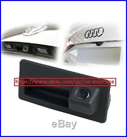 2013-2018 Audi A3 8v MIB & MMI Reverse Camera system Integration Interface kits