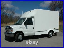 2016 Ford E-Series Van E350 CUTAWAY BOX