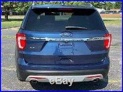 2017 Ford Explorer XLT-MODEL