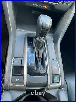 2017 Honda Civic LX Hatchback Turbo