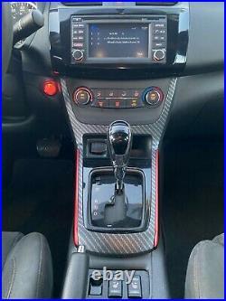 2017 Nissan Sentra NISMO 1.6L Turbo