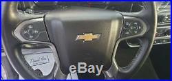 2018 Chevrolet Silverado 1500 LT Crew cab, 4x4, Like new condition
