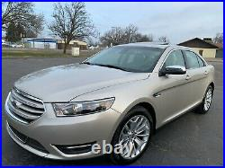 2018 Ford Taurus LIMITED- LOADED NAVIGATION, REAR VIEW CAM, SENSORS
