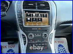 2018 Lincoln MKX PREMIERE WITH APPLE CARPLAY OR ANDROIDS SUPPORT