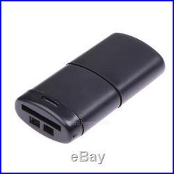 2.7 1080P Dual Lens Car DVR Camera Dash Cam Video Recorder+5 MP Rearview Camera