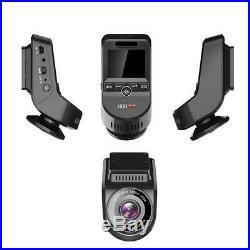 2 Front 4K 2160P Dual Lens Dash Cam Car DVR Camera 1080P HD Rearview Cam 170°