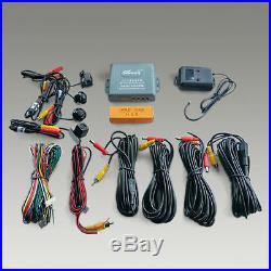 360 Degree All Round View Car around Rear View camera system driving monitor