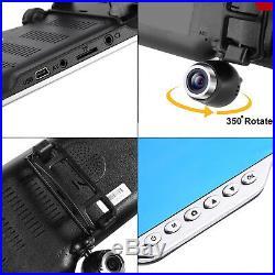 5HD 1080P Rear View Mirror Camera 12MP CAR Recorder Dash Cam DVR Smartwild W940