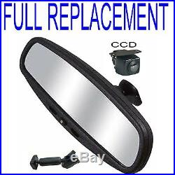 5 Full Replacement Pure Oem Style Mirror Reversing / Rear View &ccd Camera