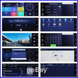 7 Car Mirror DVR Bluetooth Android 5.0 WIFI GPS Video Recorder Rear View Camera