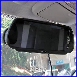 7 Rear View Mirror Monitor+Backup Camera / Chevrolet Express Van/GMC Savana Van