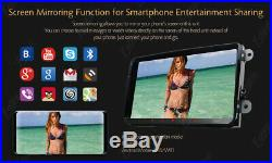 9 Android 10 Car Radio Stereo NO DVD Player GPS Navi Multimedia Wifi BT for VW