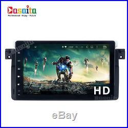9 Android 7.1 Car Video GPS for bmw E46 M3 318i 320i 325i 328i +Reverse Camera
