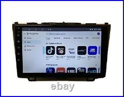 9 Android 9.1 Honda CR-V 2007 08 09 10 11 Car Stereo Radio GPS Nav Reverse Cam