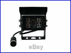 9 Digital Rear View Back Up Camera System 4 Reverse Camera Truck Farm Harvester