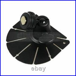 9 QUAD / SPLIT SCREEN MONITOR + 2x REVERSING CAMERA + 2 x SIDE VIEW CAMERAS KIT