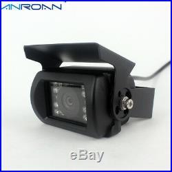 9 Quad Monitor DVR Recorder System Rear View Backup Camera for Truck Trailer Rv