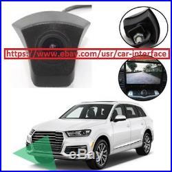 A4 Q5 A5 MMI 3G plus Audi Rear & Front view Camera system Retrofit Interface kit