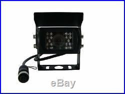 A77 7 QUAD MONITOR BUILT-IN DVR CAR REAR VIEW CAMERA KIT FOR TRUCK TRAILER RV