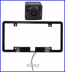 ALPINE HCE-C1100 Rear View Backup HDR Car Camera withLicense Plate Mounting Kit