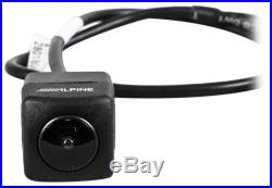 Alpine HCE-C305R 1/4 Active Weather-Proof Rear View Backup Camera+4-View Mode