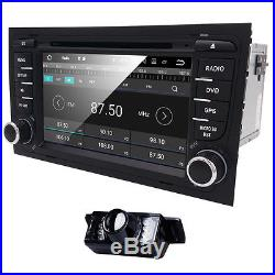 Android7.1 Quad Core 1024600 Car Stereo DVD GPS Radio for TOYOTA Reverse Camera