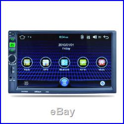Android MP5 Unit IOS Power Cable GPS Navigation Rearview Camera MP5 Player Radio