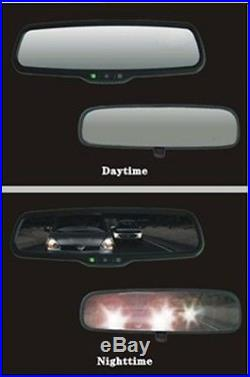 Auto dimming mirror+3.5LCD+camera, fit Ford Toyota Nissan Honda Kia Honda Chevy