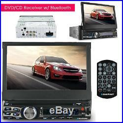 BLAUPUNKT AUS440 AUSTIN 440 7 Single-DIN In-Dash DVD/CD Receiver with Bluetooth