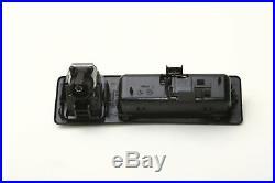 BMW F01 F10 F11 F30 F20 F31 F32 F36 RÜCKFAHRKAMERA Rear View CAMERA Kamera Set