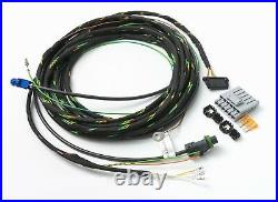 BMW F10 F07 F01 F20 F30 Original Reverse backup Camera retrofit Cable Set wiring
