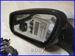 BMW F30,31 Full Mirror SIDE VIEW 360° CAMERA +Sensor Blind SET