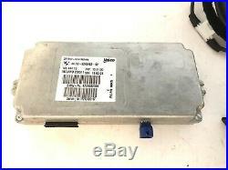 BMW OEM F01 F10 F20 F30 7 5 3 2 Ser Rear Reverse View Camera Kit Set Cables ECU