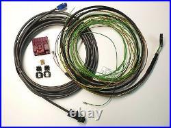 BMW OEM F30 F31 F32 F33 F34 F36 Original reverse backup camera cable wiring set