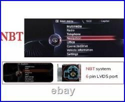 BMW Reversing Reverse Camera NBT 3 Series F30 F31 F34 2013-2016 320 325 330 335