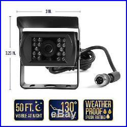 Backup Camera System For Trailers with 7 LCD Screen by Rear View Safety